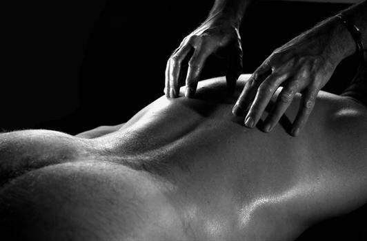 Touch, Intimacy and Massage – Exchange for diverse men 16 Oct 2018