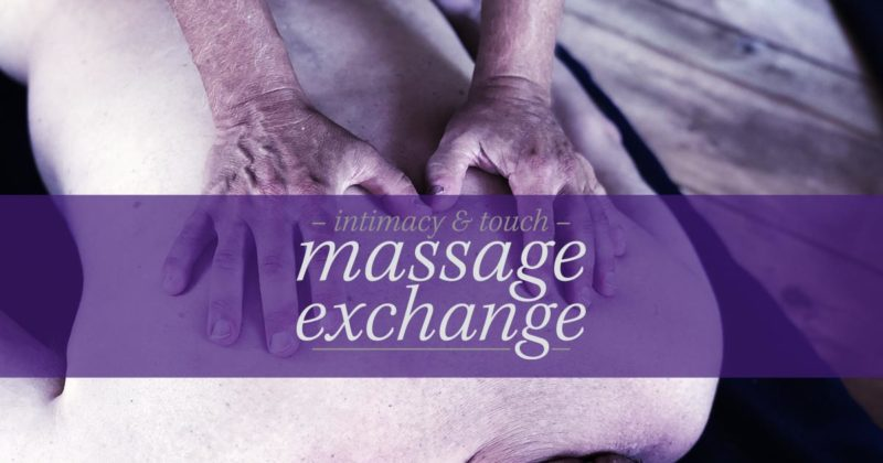 Massage Exchange 06 June 2019