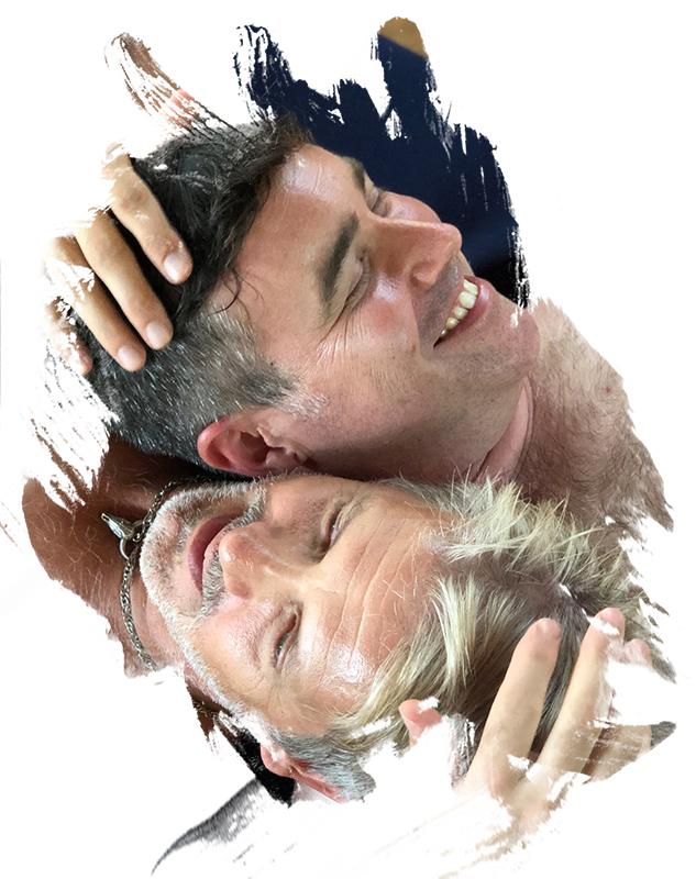 massage exchange - Workshops for men